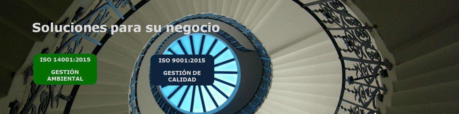 Soluciones ISO 9001 - ISO 14001
